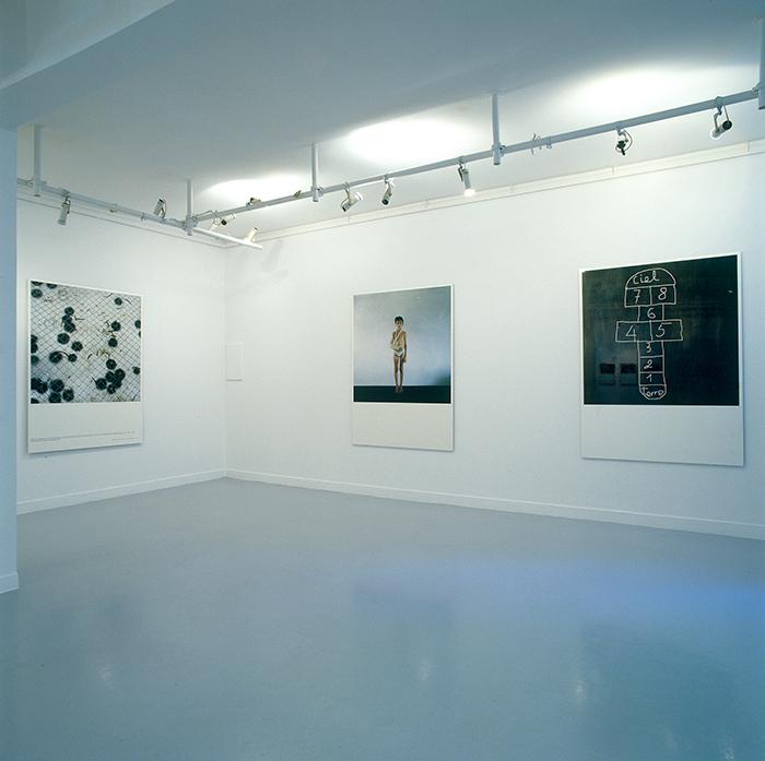 Installation view, Koroneou Gallery