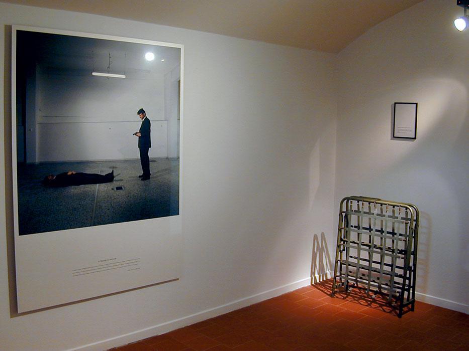 Deleuze, Cosmopolis I, National Museum of Contemporary Art, Thessaloniki, 2004
