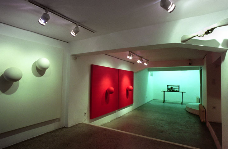 General view, Zita-Mi Gallery,1997
