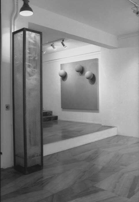 gallery 3, Athens, 1996