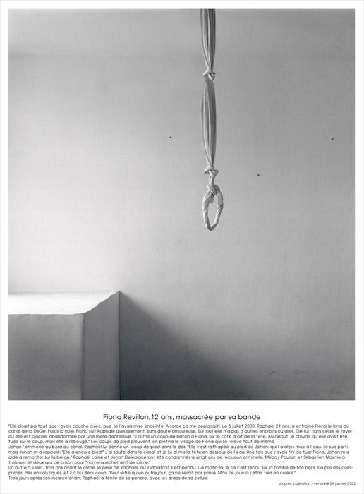 Fiona, 2005, lambda print, mounted on aluminium 170x125cm