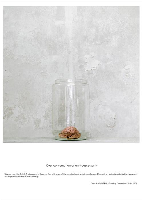 Prozac, 2005, lambda print, mounted on aluminium 170x125cm