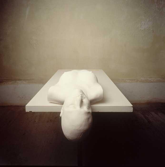 Untitled, 1996, plaster