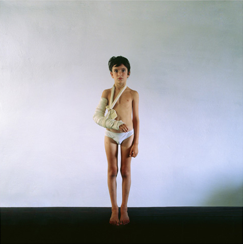 Untitled, 2006, color lambda print, mounted on aluminium 170x125cm